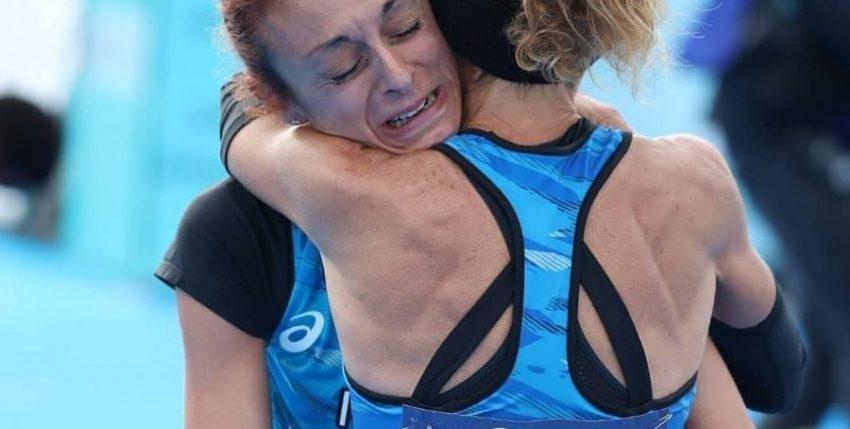 """Intervista a Valeria Straneo: """"vi racconto la mia felicita' per il risultato di Giovanna"""""""