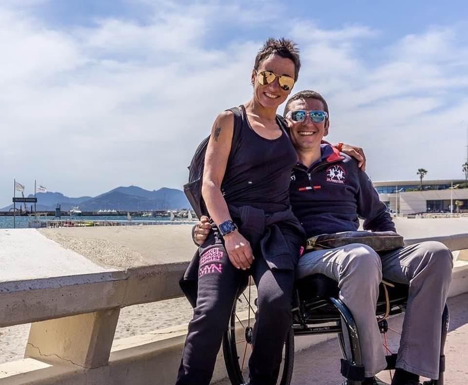 Sabrina Schillaci e la sua Race Across Limits Sicily