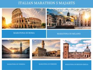 E' tempo di creare la Marathon MajArts Italiana