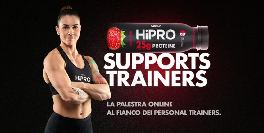 HIPRO PRESENTA  HIPRO SUPPORTS TRAINERS