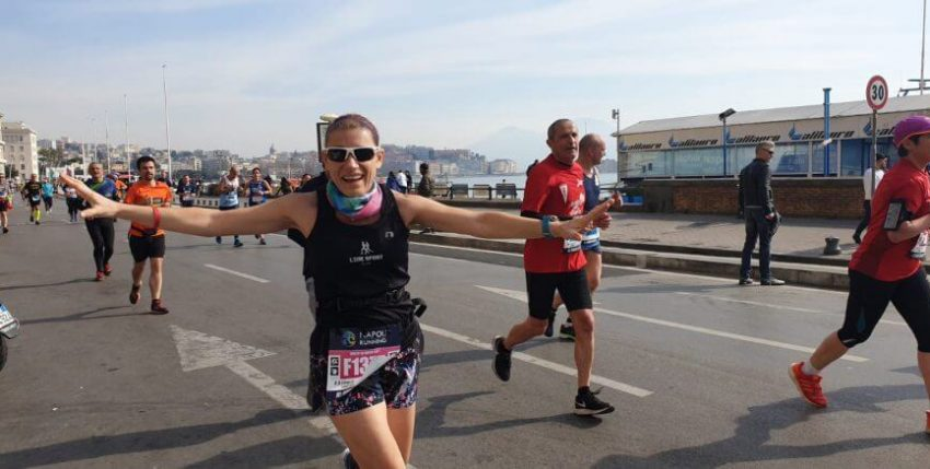 La maratoneta e la Mamma napoletana