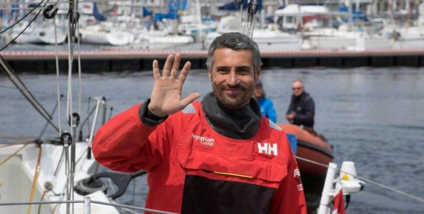 Giancarlo Pedote orgoglio italiano