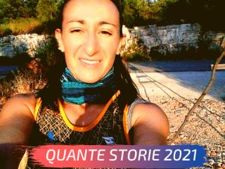 QUANTE STORIE 2021: Libera, spensierata e positiva come la corsa