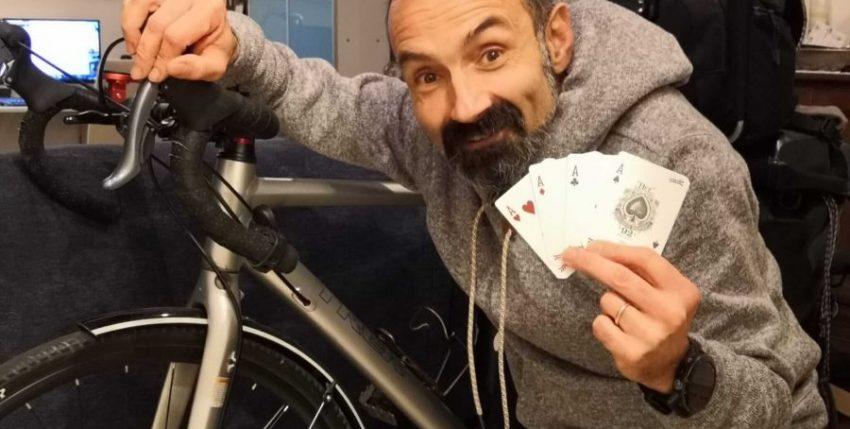"""Ciclismo tattico urbano – Episodio 4: il """"Piove""""."""