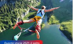 Quante storie 2021: Il salto