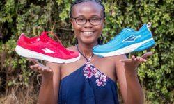 Enda la scarpa da corsa che arriva dal Kenya presto in Italia