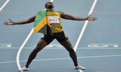 Usain Bolt: l'uomo più veloce del mondo.