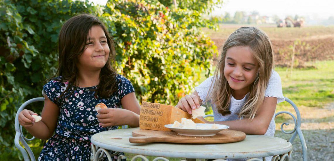 "Parmigiano Reggiano: ""Ama ciò che mangi"""
