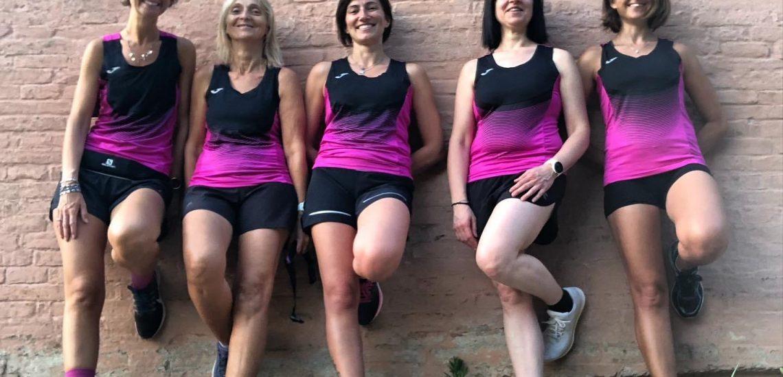 Le Criceteam e la loro corsa per aiutare le donne