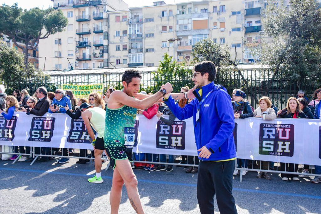 Napoli-City Half-Marathon-accoglienza