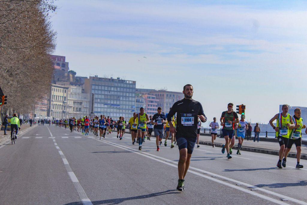 Napoli-City Half-Marathon-lungomare