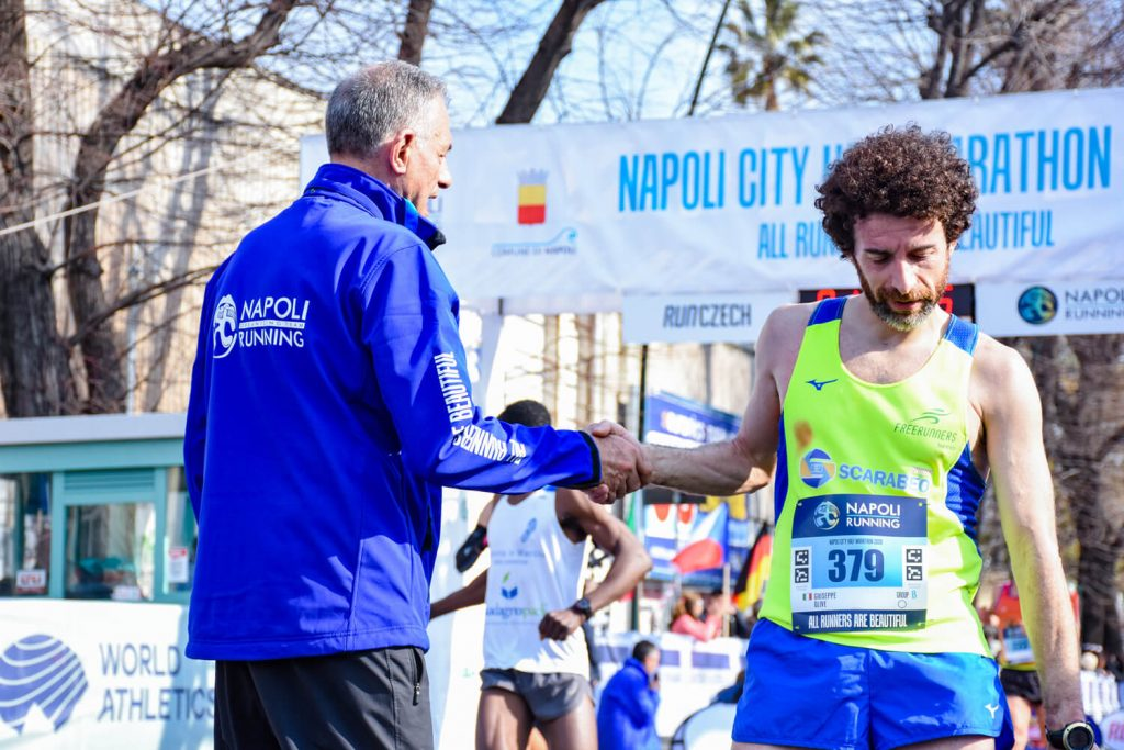 Napoli-City Half-Marathon-amicizia