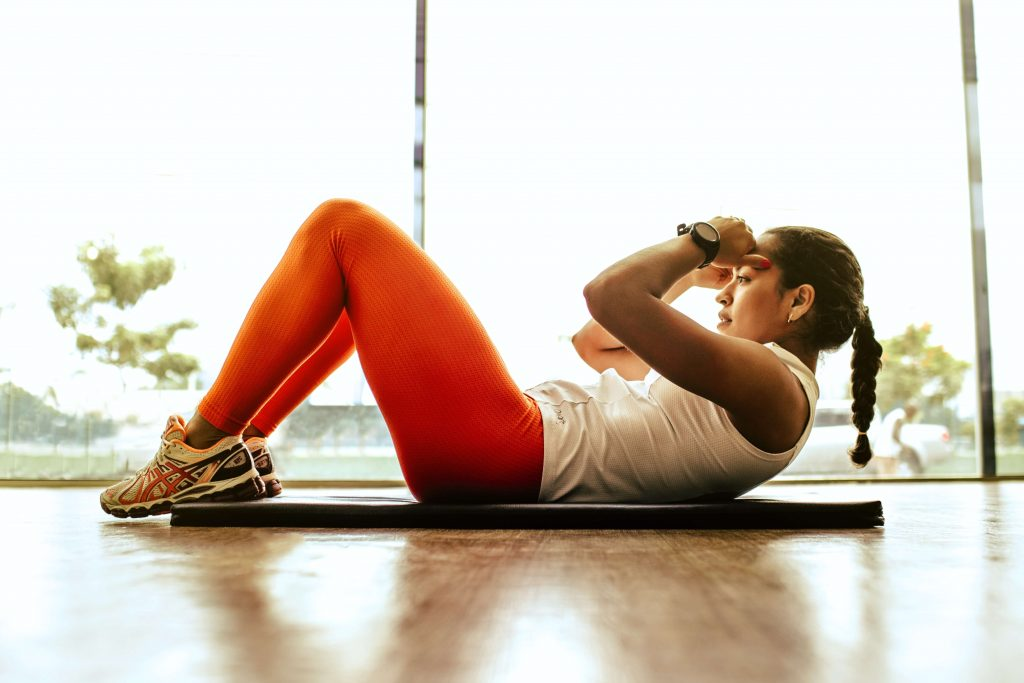 attività fisica esercizi