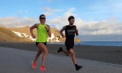 Alice Betto e il training camp a Fuerteventura