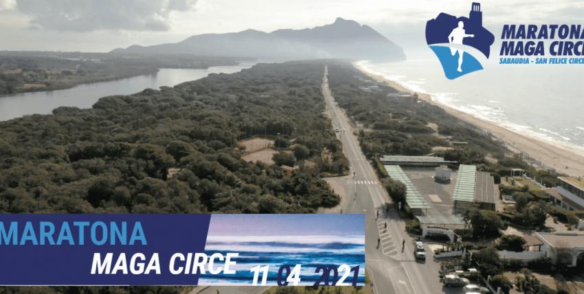 Maratona Maga Circe 2021 sostegno allo sport nazionale