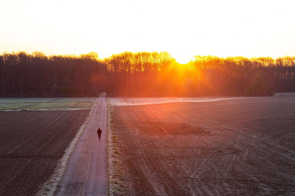 correre alba