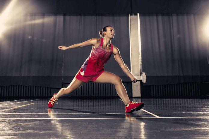 il badminton