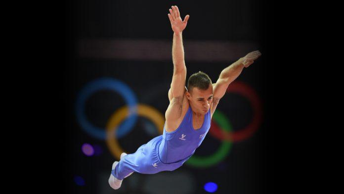 trampolino elastico olimpiadi