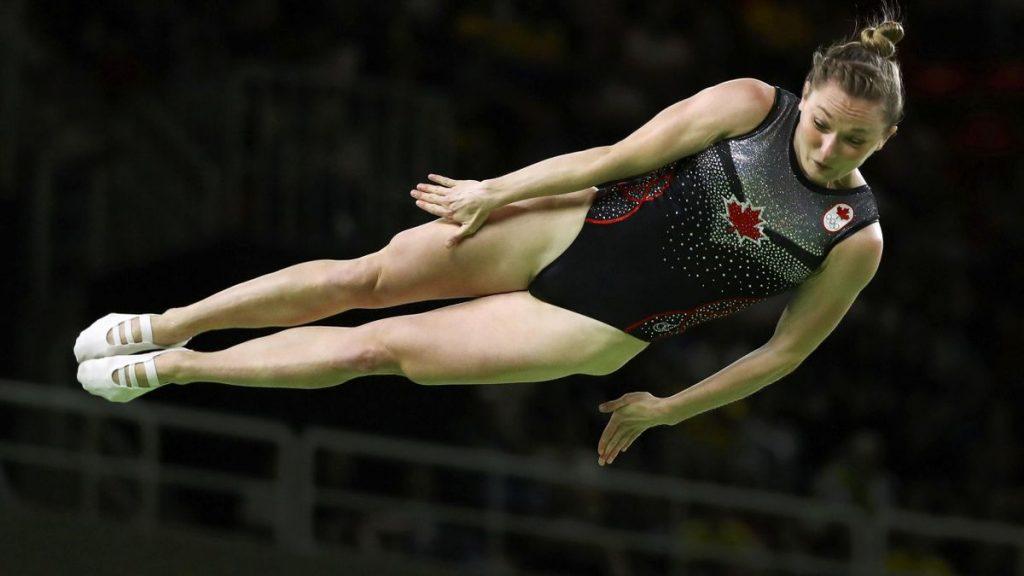 trampolino olimpiadi - trampolino elastico olimpico