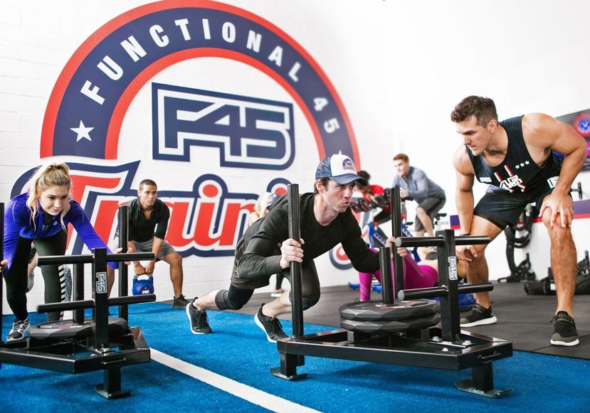F45 Training Holdings Inc