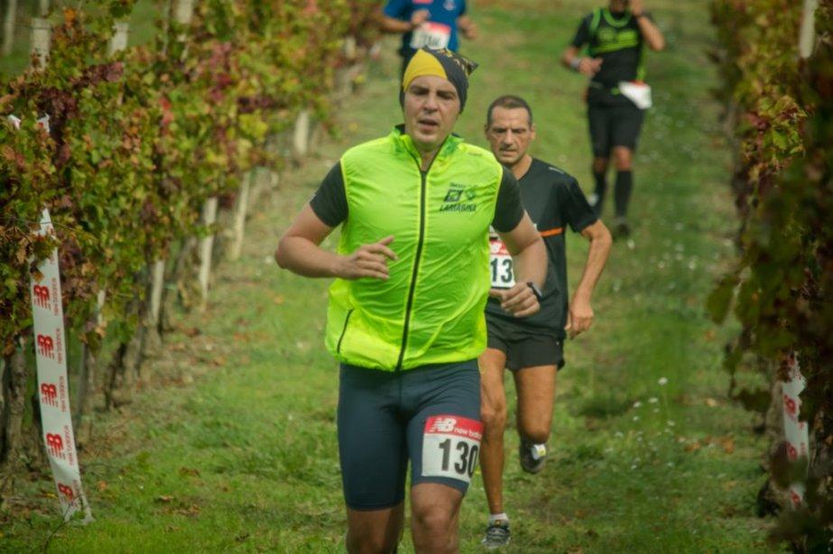 atleti in gara alla sagrantino running