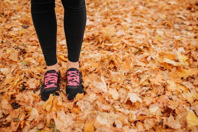 correre in autunno
